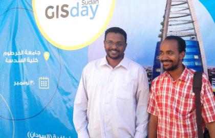 Sudan GIS Day