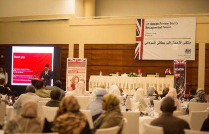 UK-Sudan Private Sector Engagement Forum